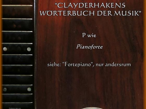 ClayderhakensWörterbuchPianoforte