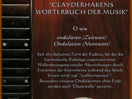 ClayderhakensWörterbuchOndulation klein