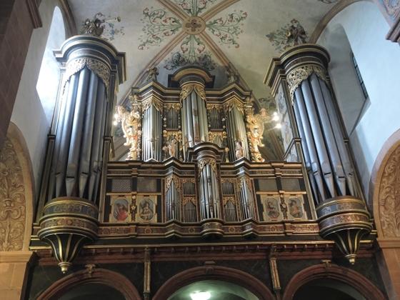 Königs-Orgel, Basilika Steinfeld