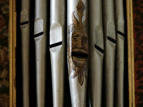 Königs-Orgel Basilika Steinfeld