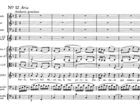 Mozart DG Batti, batti